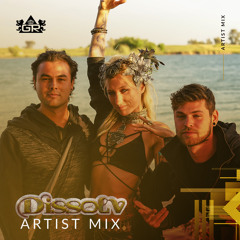 Gravitas Artist Mix 011: DISSØLV
