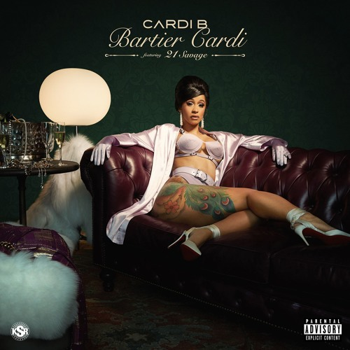 Bartier Cardi (feat. 21 Savage)