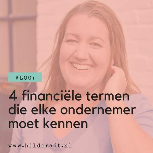 4 Financiele Termen Die Elke Ondernemer Moet Kennen