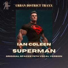 SUPERMAN - Original SpaceSynth Vocal version
