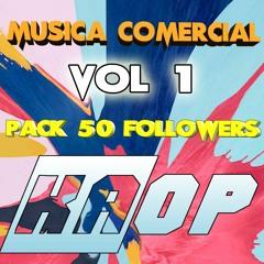 Pack Música Comercial Vol. 1 (10 tracks)