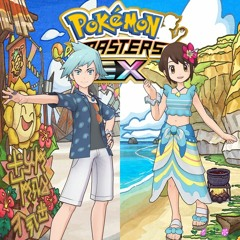 """Beachside Superstars"" (Summer Event) - Pokémon Masters EX Soundtrack"