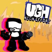 High effort-Ugh instrumental
