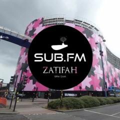 Zatifah - 3 Deck Live Mix