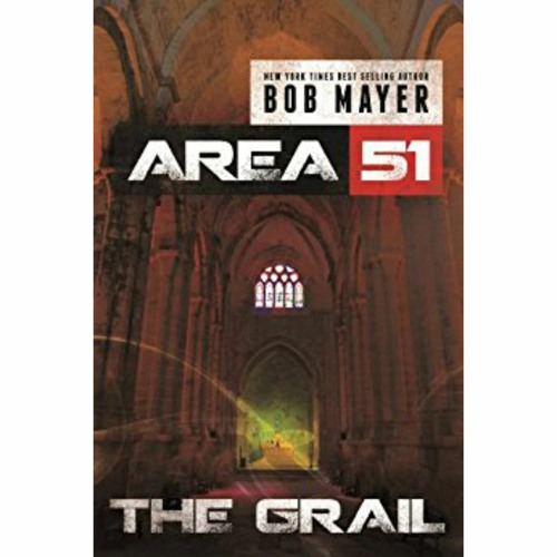 The Grail (Area 51 Series)