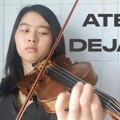 ATEEZ(에이티즈) 'Deja Vu' - Violin w/ Piano Cover
