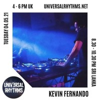 Universal Rhythms May 2021