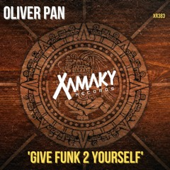 Oliver Pan 'Give Funk 2 Yourself'