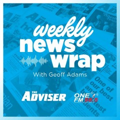 Weekly News Update with Geoff Adams of the Shepparton Adviser