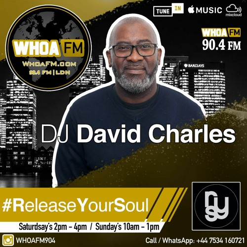 Release Your Soul Sunday vibes show 13:06:2021