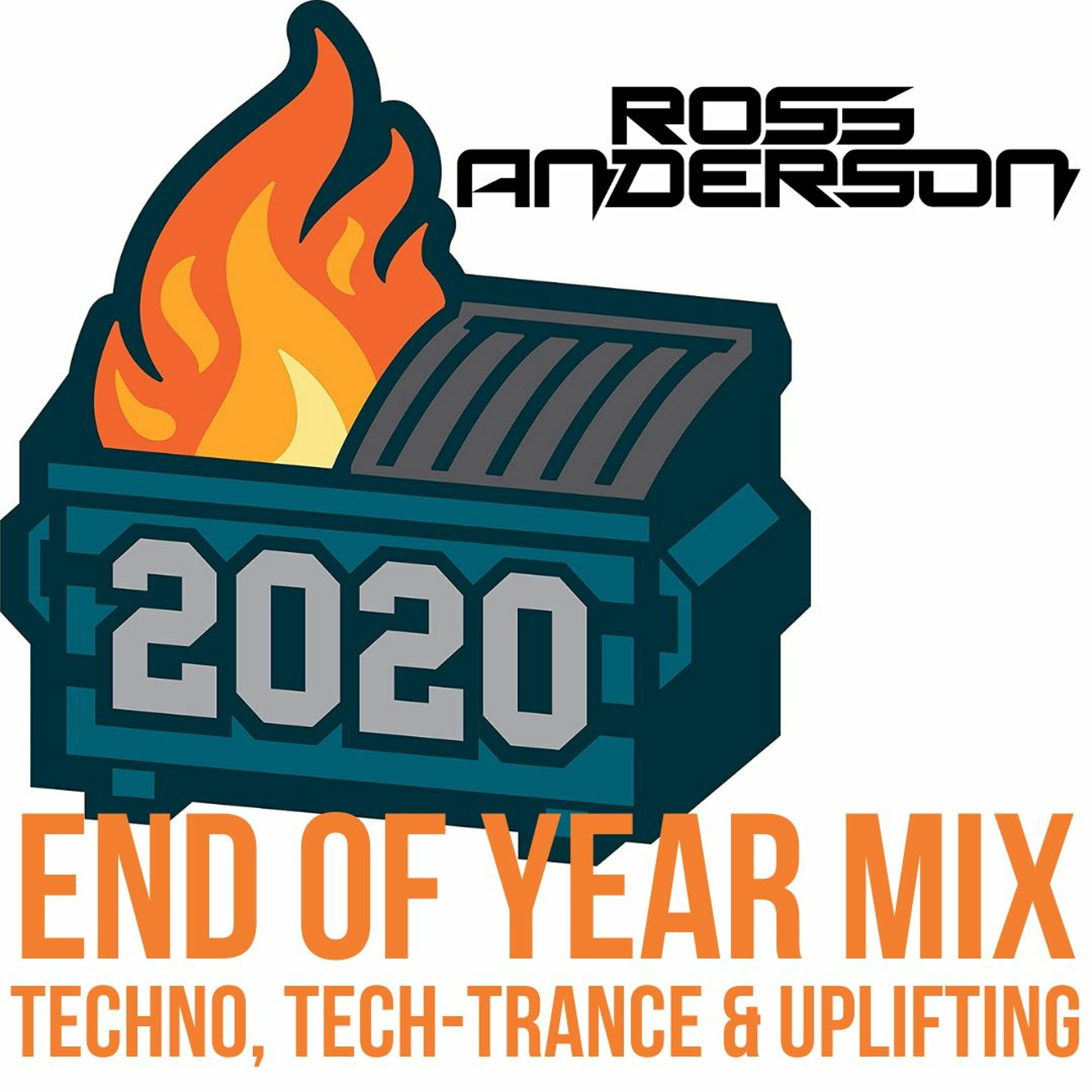 End of Year Mix 2020 (Techno, Tech Trance and Uplifting)