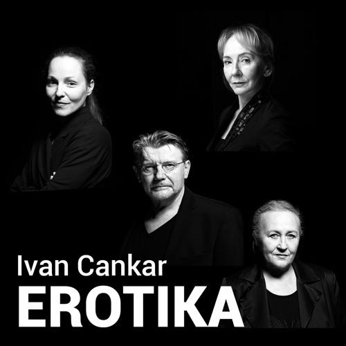 Nov studijski posnetek v Dramini knjižnici za ranljive skupine – Ivan Cankar: EROTIKA