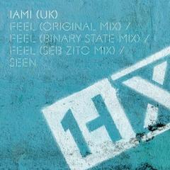 Premiere: IAMI - Feel (original) [1HX]