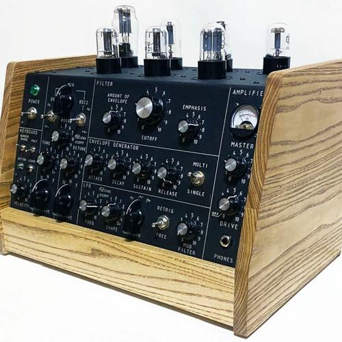 Apparatus Tube Synthesizer