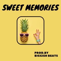 Sweet Memories (Instrumental / Beat ) - Pop Rap / Hip Hop / Trap Soul - 140 bpm