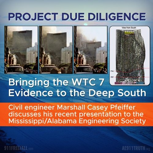 Bringing the WTC Evidence to the Deep South