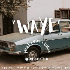 """WAYE"" AMAPIANO KABZA DE SMALL X WIZKID TYPE BEAT"
