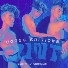 GUSTA - VOGUE EDITIONS - CUNT (DJ CRRAUDIO)