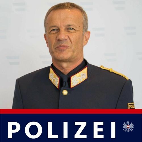 #45 1o/2o Landespolizeidirektor für das Bundesland Niederösterreich FRANZ POPP