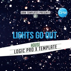Lights Go Out Logic Pro X Template