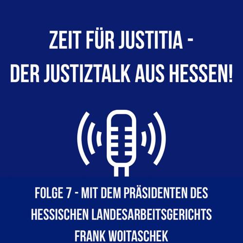 """Folge 7 - """"Ehrenamtliche Richtertätigkeit in der Justiz"""" - Ein Gespräch mit Frank Woitaschek"""