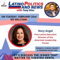 Interview with Nory Angel, First Latina Exec. Dir of The American Leadership Forum
