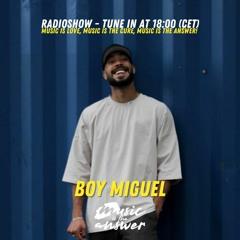 Mita Radio #35 Boy Miguel