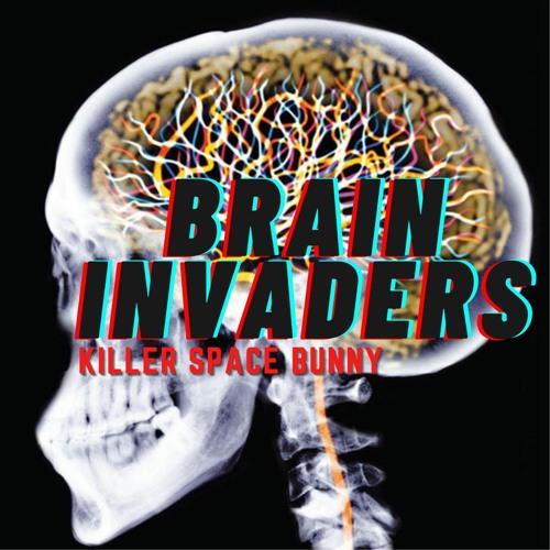 Brain Invaders - Killer Space Bunny