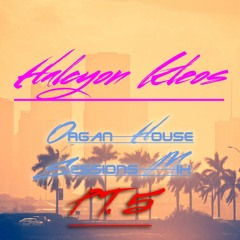 Halcyon Kleos - Summer House Organ Sessions Mix Part 5