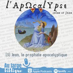 #218 L'Apocalypse (3) Jean, le prophète apocalyptique