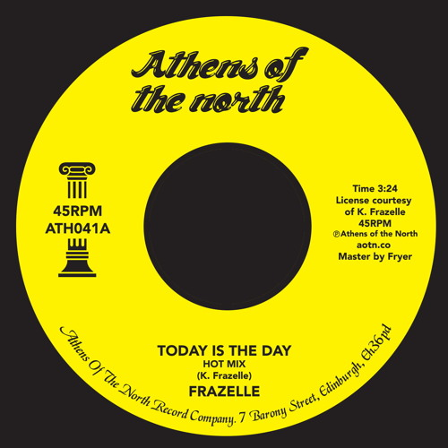 Today Is the Day (Hot Mix)