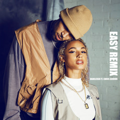 Easy (feat. Chris Brown)