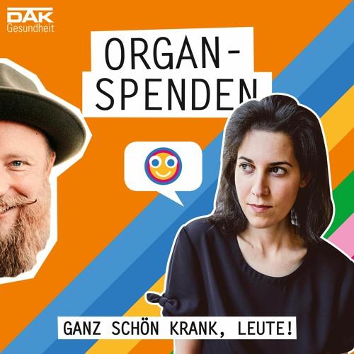Organspende: Wenn der fremde Vater zum Spender wird – mit Tabea Hertzog