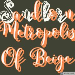 Metropolis Of Beige - Good Vibes & Feelings Hip-Hop Beat