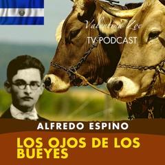 LOS OJOS DE LOS BUEYES ALFREDO ESPINO🐂👀   Poema Ojos de Los Bueyes Alfredo Espino Valentina Zoe