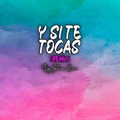 Rusher King - Y SI TE TOCAS Ft Oscu (REMIX) - DJ JulianCruz