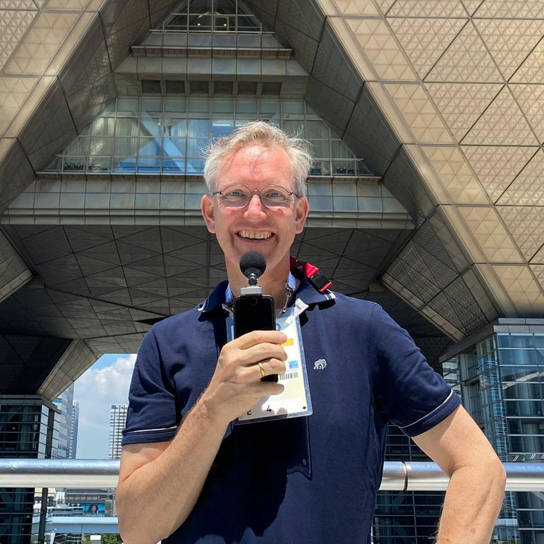St.GEORG Tokio 2021 Olympia-Podcast Episode 1