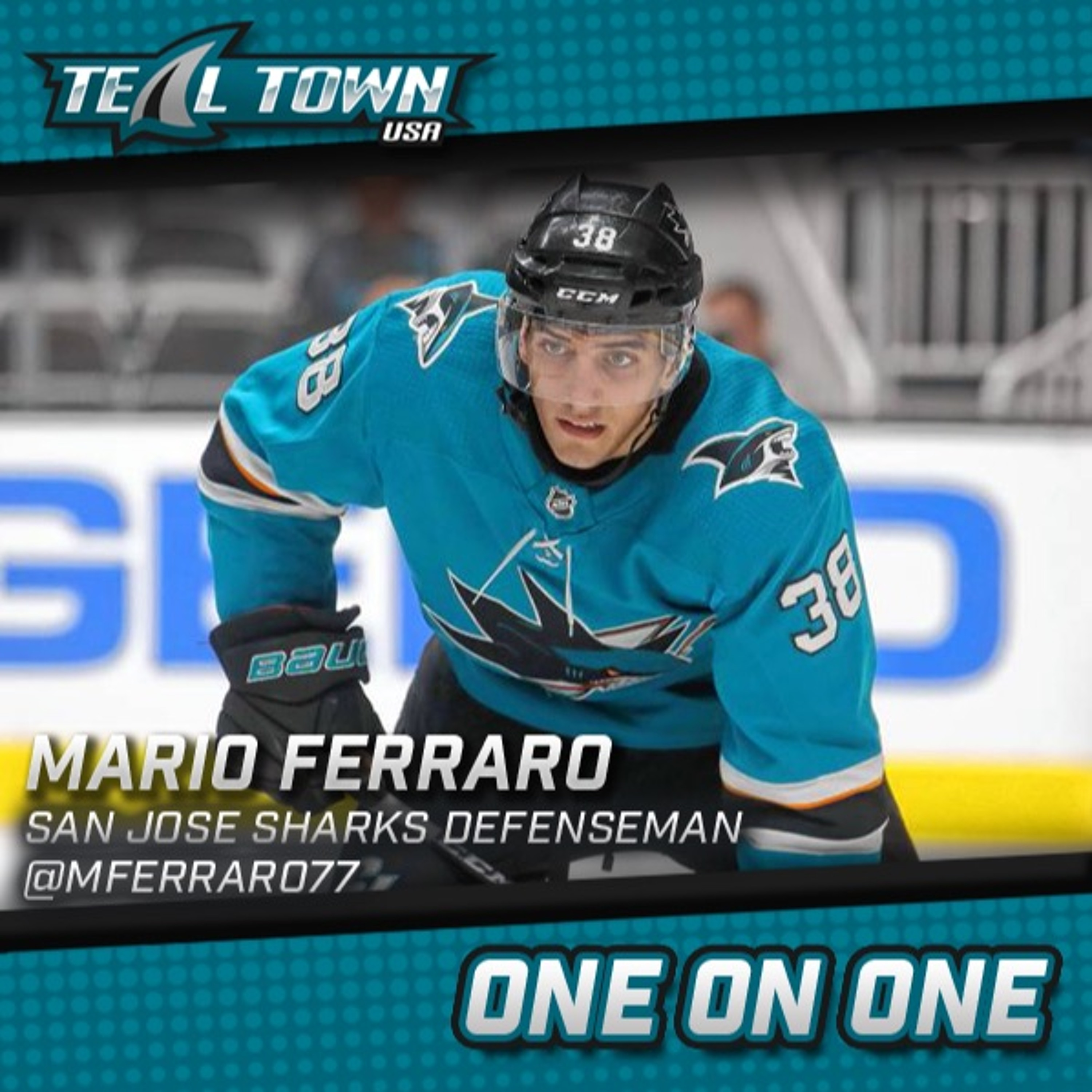 One on One with Mario Ferraro - San Jose Sharks - 4-27-20