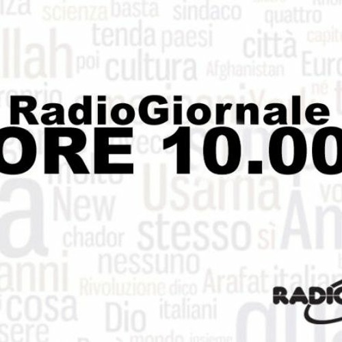 RadioGiornale ore 10 - 20/11/20.MP3