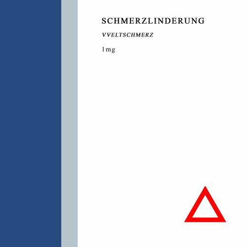 SCHMERZLINDERUNG 1mg