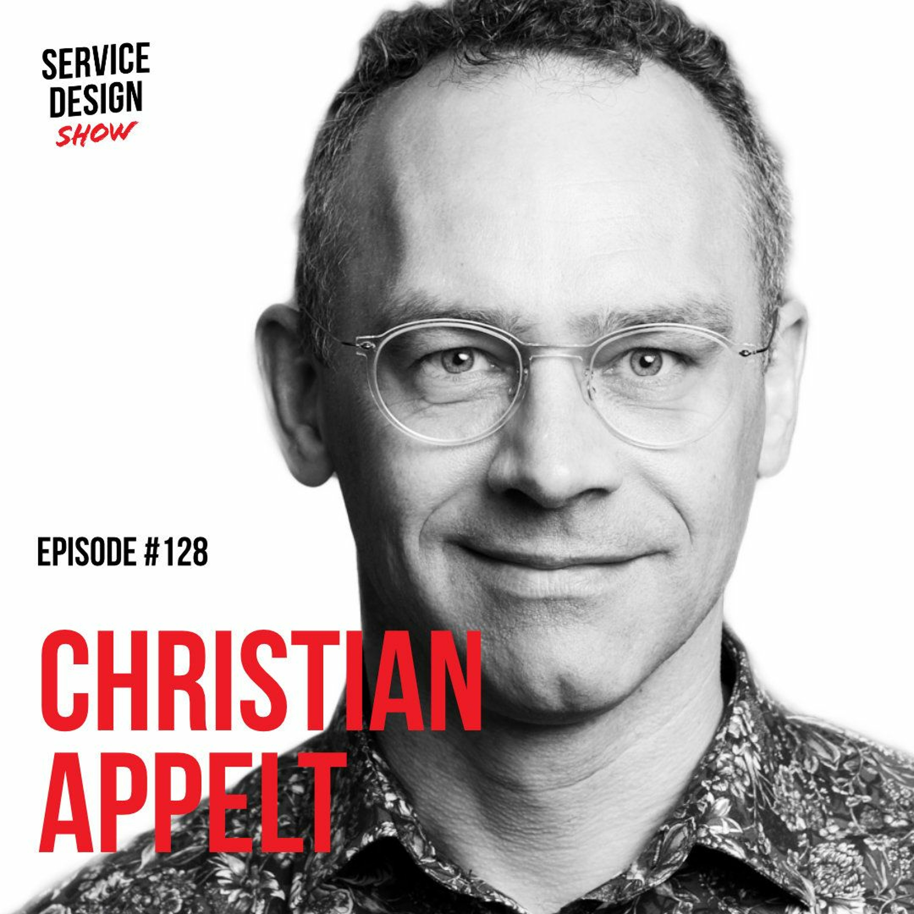 Shaping service design as a strategic business tool? / Christian Appelt / Episode #128