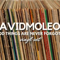 Good Things Are Never Forgotten - Vinyl Set 13.12.2020