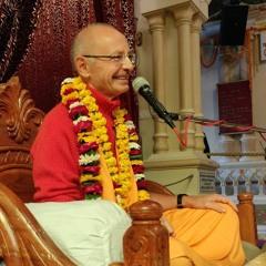 2021.01.12 - Bangalore. Lecture on Brahmachari Sanga