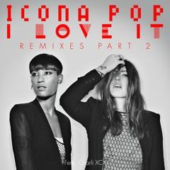 I Love It (feat. Charli XCX) (Cobra Starship Remix)