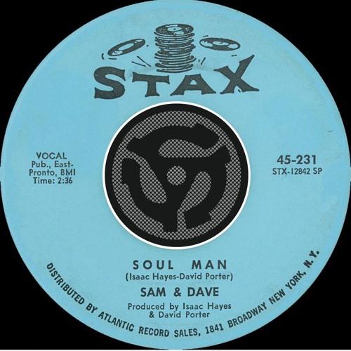 Soul Man (45 Version)