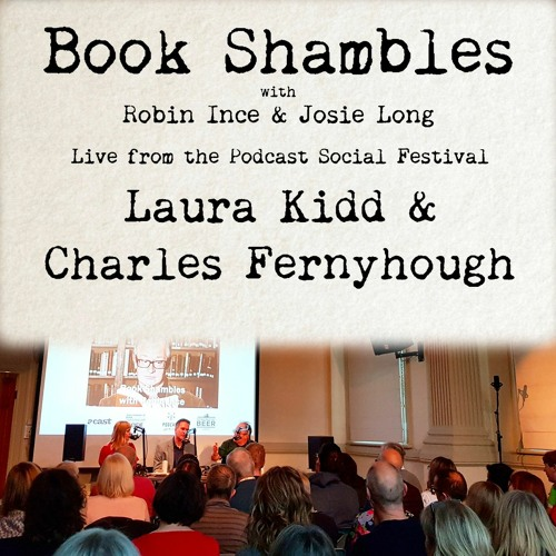 Book Shambles - Charles Fernyhough and Laura Kidd - Live
