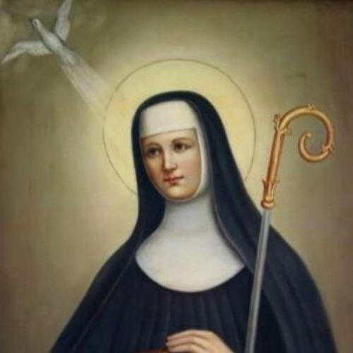 Santa Escolástica - Santo do Dia - 10 de Fevereiro de 2021