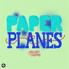Lucas & Steve X Tungevaag - Paper Planes [OUT NOW]