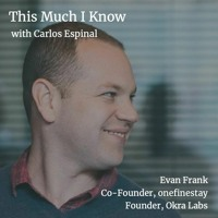 Evan Frank, Co-Founder of onefinestay, on servant leadership & OKRs