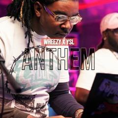 """[FREE] Wheezy x YSL Type Beat 2021 - """"Anthem""""   YSL & Orchestra"""